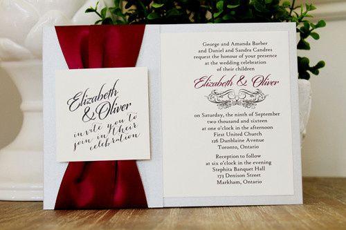 Tmx 1467925834402 1540a Markham wedding invitation