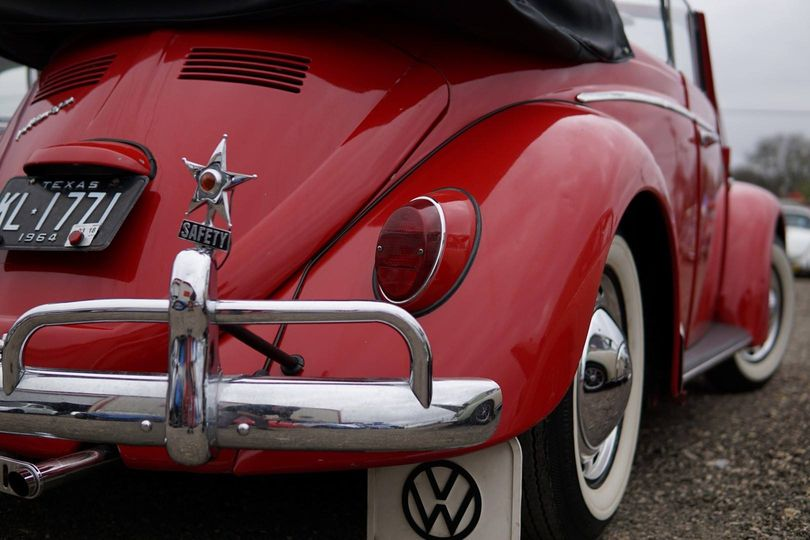 1964 VW Vert / Whitewalls