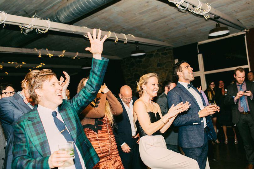 Midcentury Glendale Wedding