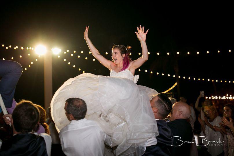 Awesome wedding!