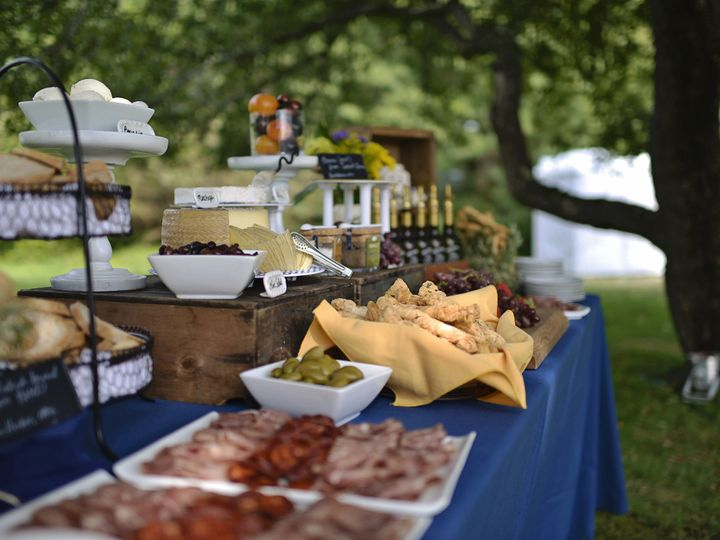 Tmx 1421253377362 Antipasto Display.jpg Closer North 92014 Bar Harbor wedding catering