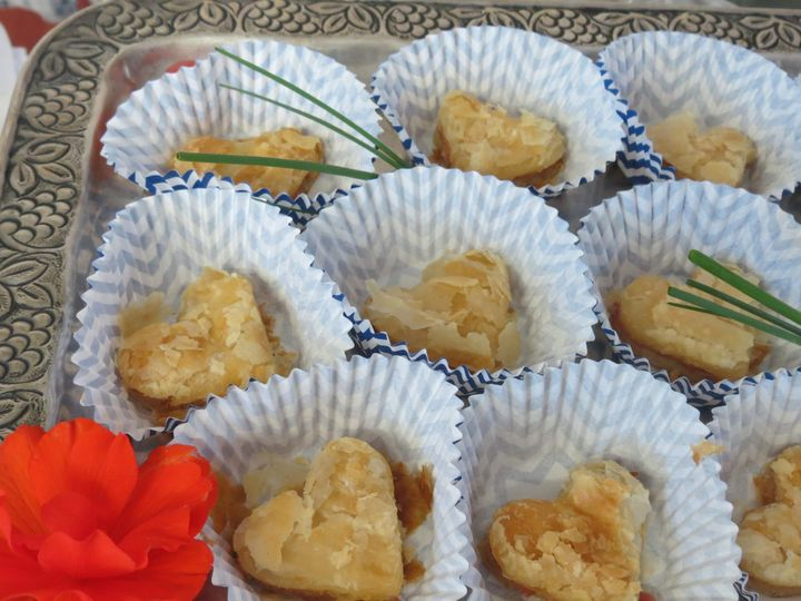 Tmx 1421254116751 Heart Puff Pastry  Bar Harbor wedding catering