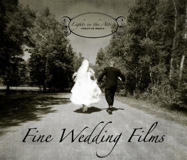 Lights in the Attic Wedding Films