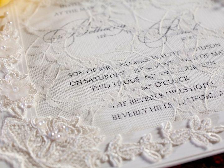 Tmx 1378233650914 Lace Wedding Invitation 2 Glendale wedding invitation