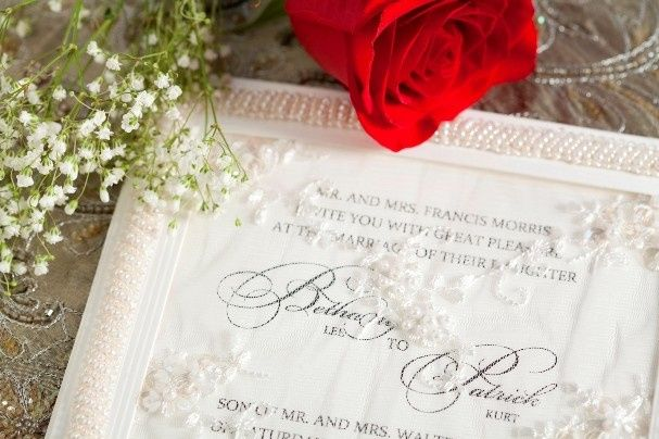 Tmx 1378234316217 Img1869 Glendale wedding invitation