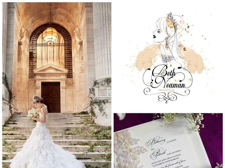 Tmx 1378251918754 New York Library Glendale wedding invitation