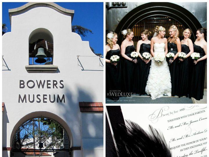Tmx 1378256079672 Bowers Museum Glendale wedding invitation