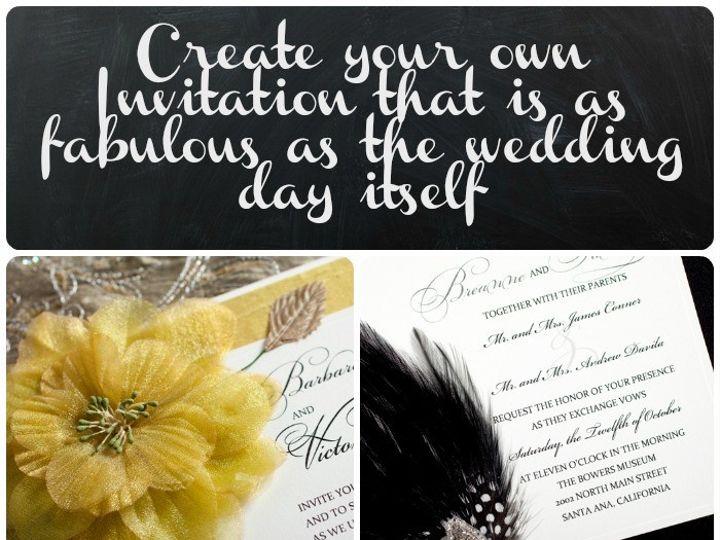 Tmx 1378409592244 Screenvideo5 Glendale wedding invitation