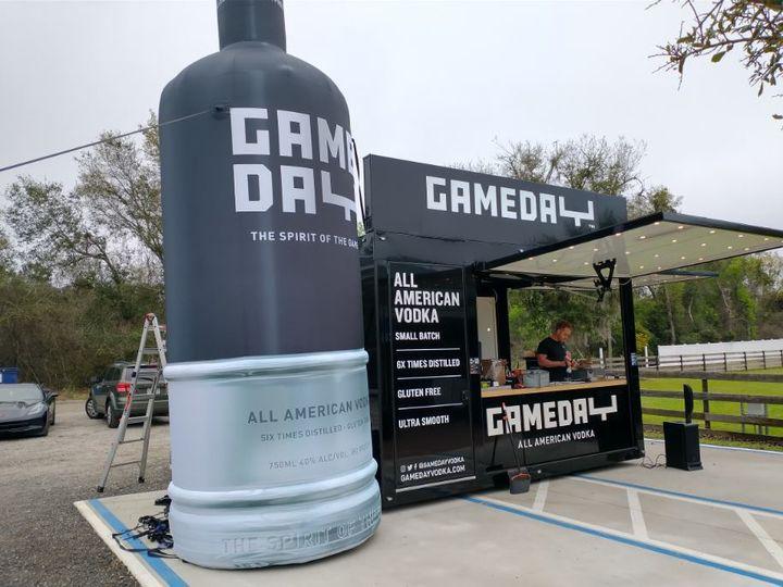Game Day Vodka