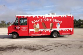 Roxy's Ice Cream Catering Truck