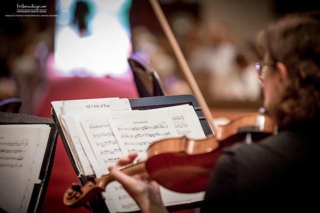 sweet violin music