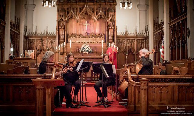 saint paul string quartet in concert