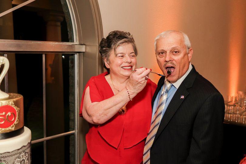 50 YEARS WEDDING ANNIVERSARY