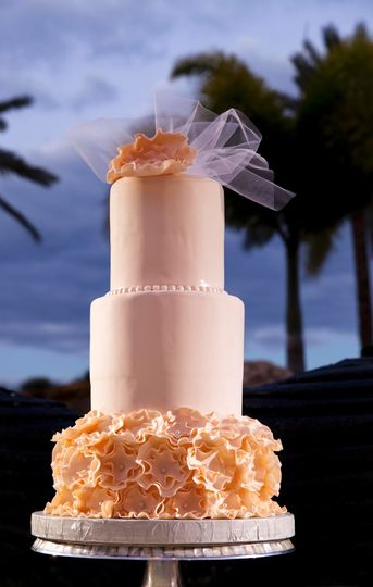 Wedding Cake from Puff n Stuff Catering
