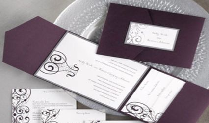 Invitations by Camille