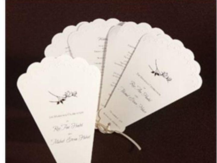 Tmx 1384550165022 Fan Programs For The Kno Maywood, New Jersey wedding invitation