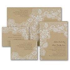 Tmx 1455926143341 Simply Lace Maywood, New Jersey wedding invitation