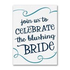 Tmx 1455927243431 Blushing Bride Maywood, New Jersey wedding invitation