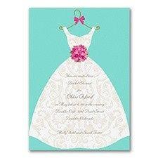 Tmx 1455927270300 Damask Dress Maywood, New Jersey wedding invitation