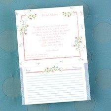 Tmx 1455927377328 Recipe Bridal Shower Maywood, New Jersey wedding invitation