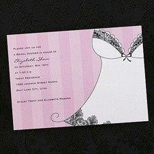 Tmx 1455927818667 Lingerie Maywood, New Jersey wedding invitation
