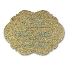 Tmx 1455928840965 Be Dazzled Maywood, New Jersey wedding invitation