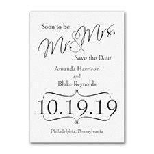 Tmx 1455928864105 Big Announcement Maywood, New Jersey wedding invitation