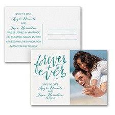 Tmx 1455928939821 Forever Love Postcard Maywood, New Jersey wedding invitation