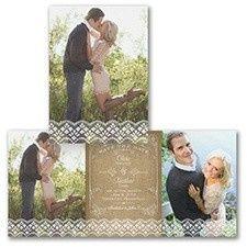 Tmx 1455928993270 Lacy News Maywood, New Jersey wedding invitation