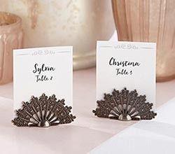 Tmx 1457215268855 14114na Fan Place Card Holder2 Ka S Maywood, New Jersey wedding invitation