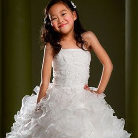 Tmx 1398883060928 Kb280sqflowergir Berkley, Michigan wedding dress