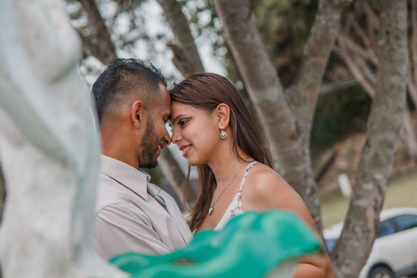 Trinidad Anniversary Couple