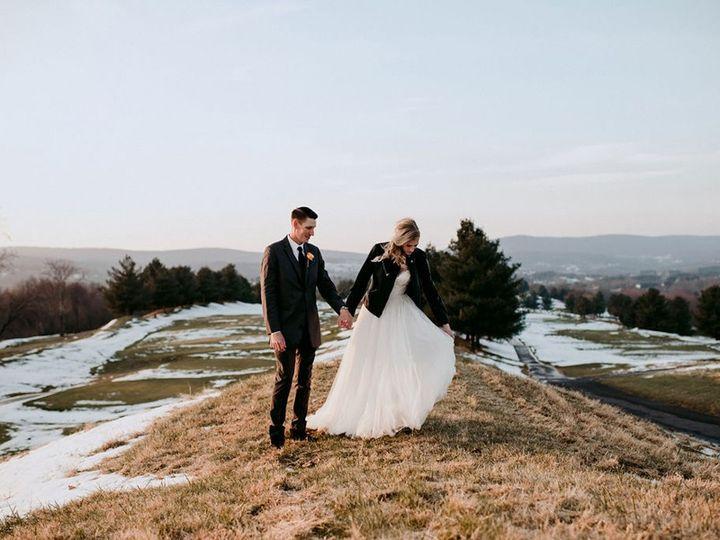 Tmx 144 Romantic Winter Catactin Hall At Musket Ridge Wedding 51 38621 1561831767 Myersville, MD wedding venue