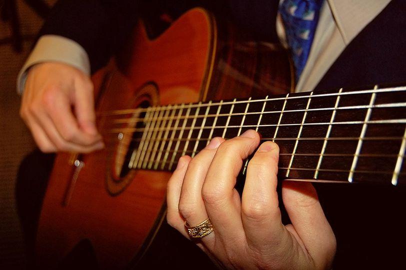 Ben Sherman Guitar Wedding Music