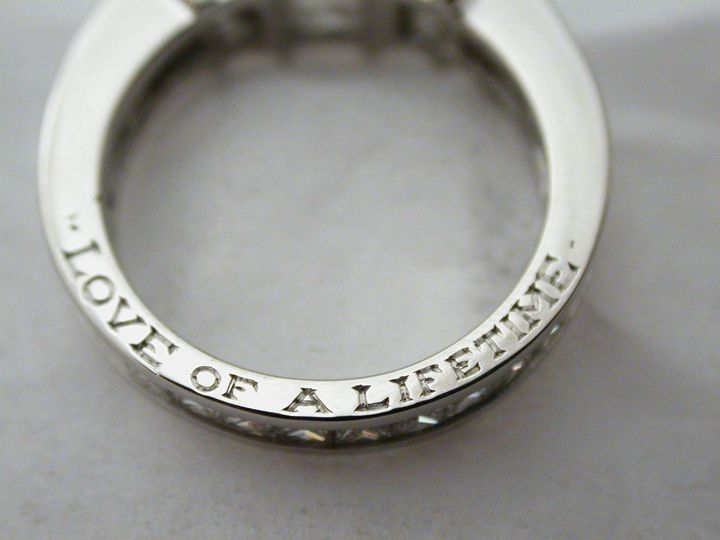 Tmx 1378750362821 Great Detail Engraving Philadelphia wedding jewelry