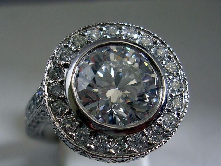 Tmx 1378750457530 Spraggon Er Resized Top View 2 Philadelphia wedding jewelry