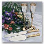 Tmx 1226691805743 Gold SilverFlutes Ruther Glen wedding invitation