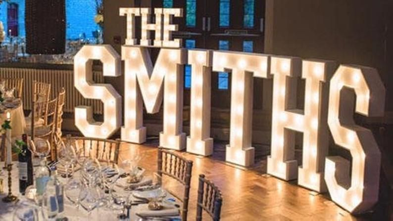 Smiths dance floor