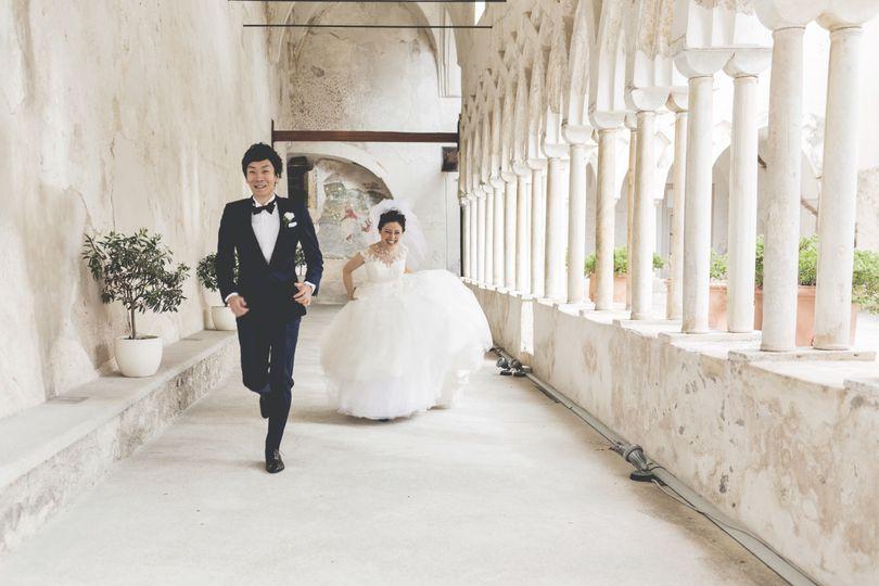 Destination Wedding in Minori