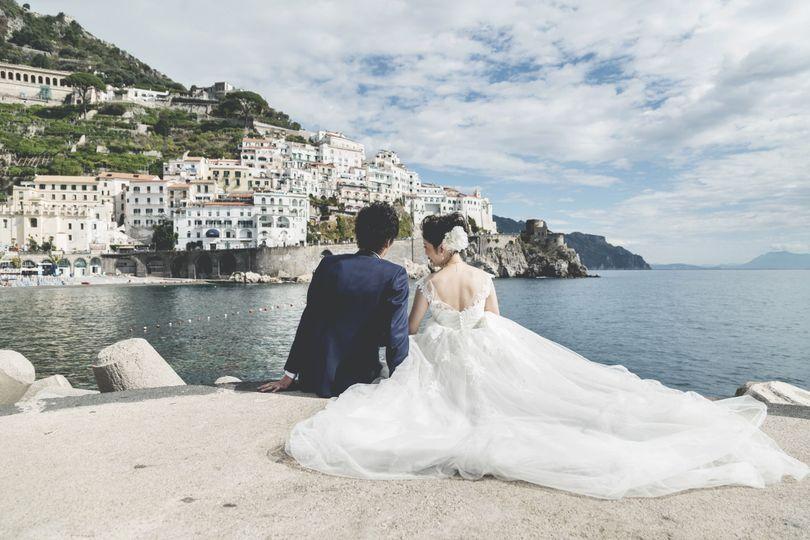 Destination Wedding in Amalfi