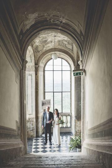Wedding in Bagnaia
