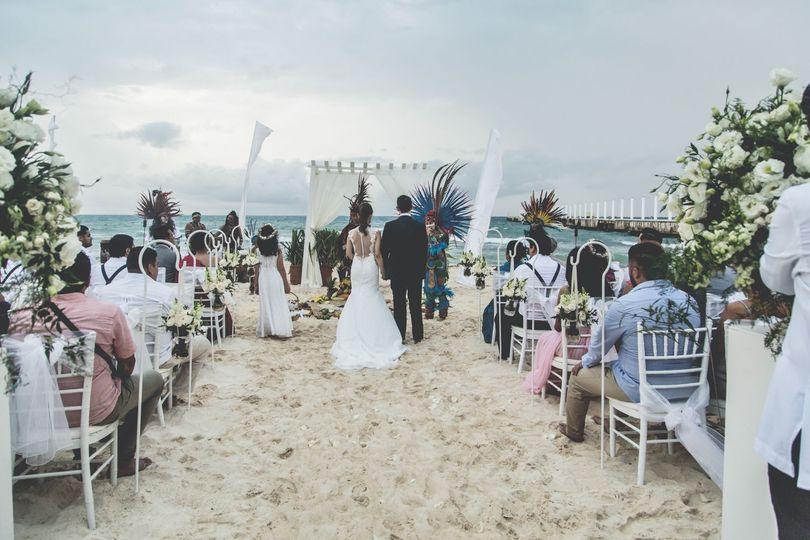 Destination Wedding in Playa del Carmen (Mexico)