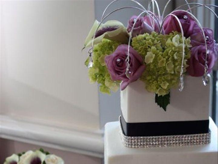 Tmx 1315282304038 Blingweddingcakerockwellsbakery Villa Park wedding cake