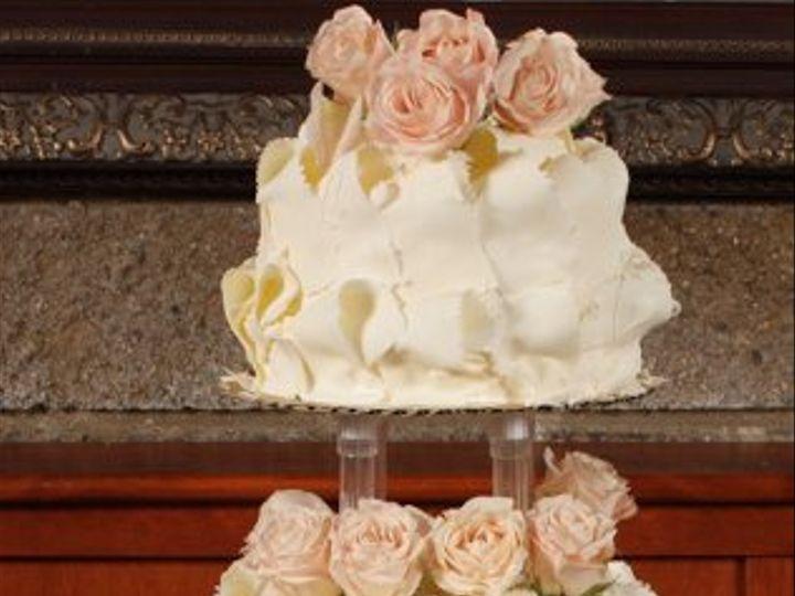 Tmx 1315282365846 Rockwellscurlcakewedding Villa Park wedding cake