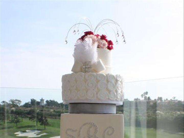 Tmx 1317098952848 WeddingCakeWorldFamousDesigns Villa Park wedding cake