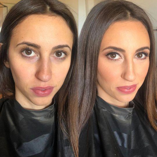 Aribrush makeup