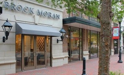 Brock Moran Store Front at Piedmont Town Center Charlotte, NC