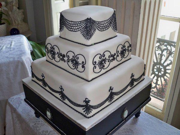 Tmx 1338389808785 1000429 Nashville wedding cake