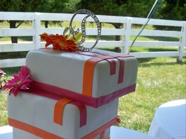 Tmx 1338389896340 1001202 Nashville wedding cake