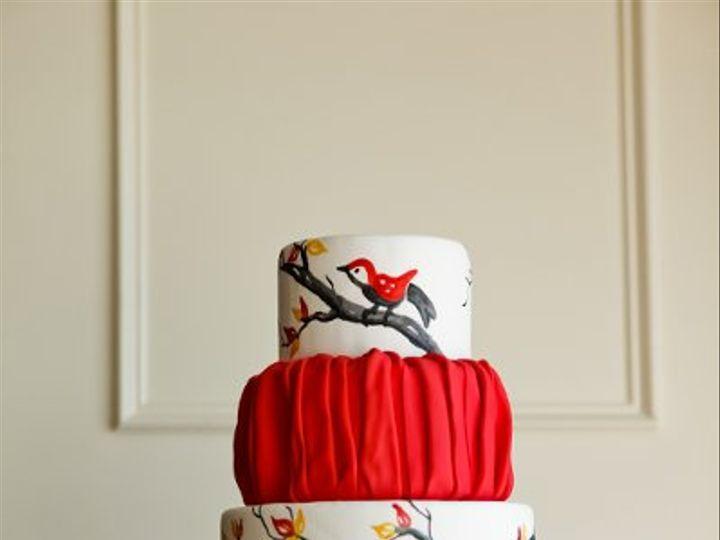 Tmx 1338389957758 11010400124 Nashville wedding cake